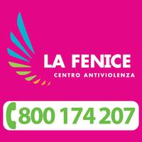 Numero verde 800174207 del Centro antiviolenza La Fenice