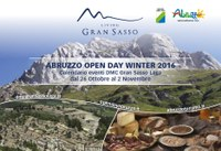 Abruzzo Open Day Winter 2016