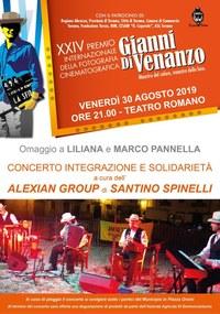 L'Alexian Group di Santino Spinelli in concerto al teatro romano di Teramo
