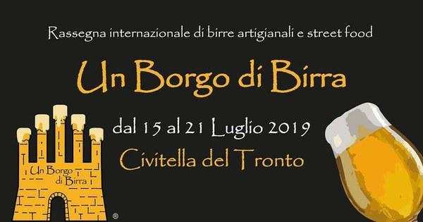 Un Borgo di Birra 2019