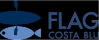 logo Flag costa blu