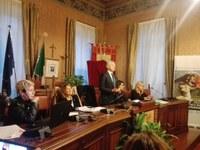 Il Prefetto Gabriella Patrizi