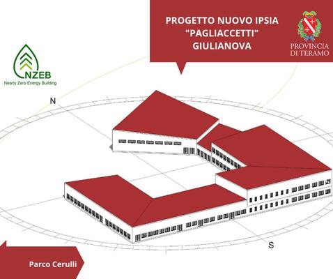 Approvato il progetto del nuovo IPSIA di Giulianova: candidato a finanziamento per 9 milioni di euro