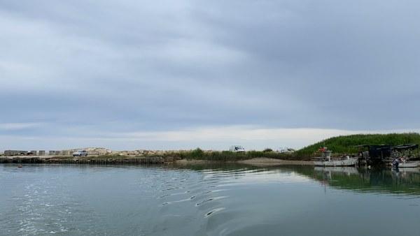 """Cantieri aperti. Consegnati i lavori del porto turistico di Roseto """"Un'opera recuperata, strategica per il turismo e la salvaguardia ambientale"""" dichiara il presidente Diego Di Bonaventura."""