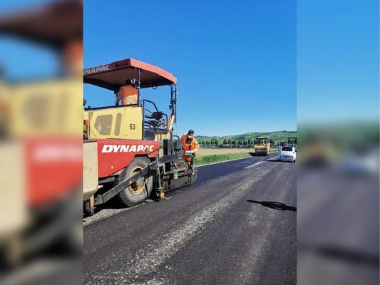 Cantieri aperti: iniziati i lavori lungo la provinciale 262, fra Mosciano e Giulianova