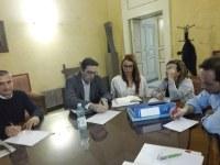 Il tavolo di coordinamento