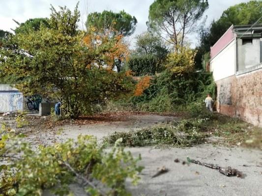 La Provincia bonifica l'area ex Gil a Teramo