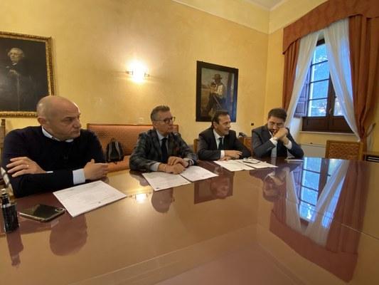Nuovo ponte di Castelnuovo: la Regione accorda la proroga. L'opera dovrà essere realizzata entro il 30 aprile del 2021.