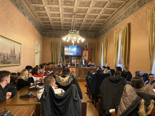 Plenaria della Consulta Provinciale degli Studenti: la Provincia consegna il report sugli interventi realizzati nel 2019