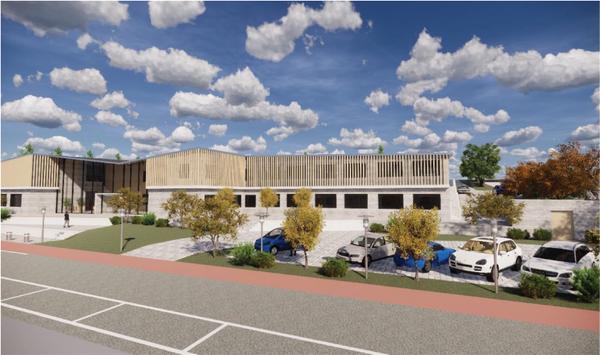 Presentato il nuovo Liceo Artistico: i lavori inizieranno nel 2020